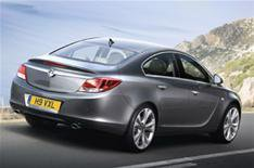 Vauxhall Insignia: what do you think?