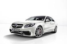 Merc E63 AMG S Model offers more power