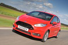 2013 Ford Fiesta ST review