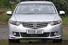 Honda Accord diesel gets auto gearbox