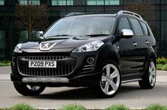Special-edition Peugeot 4007 on sale