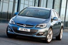 2012 Vauxhall Astra unveiled