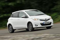 2013 Toyota Yaris Trend review