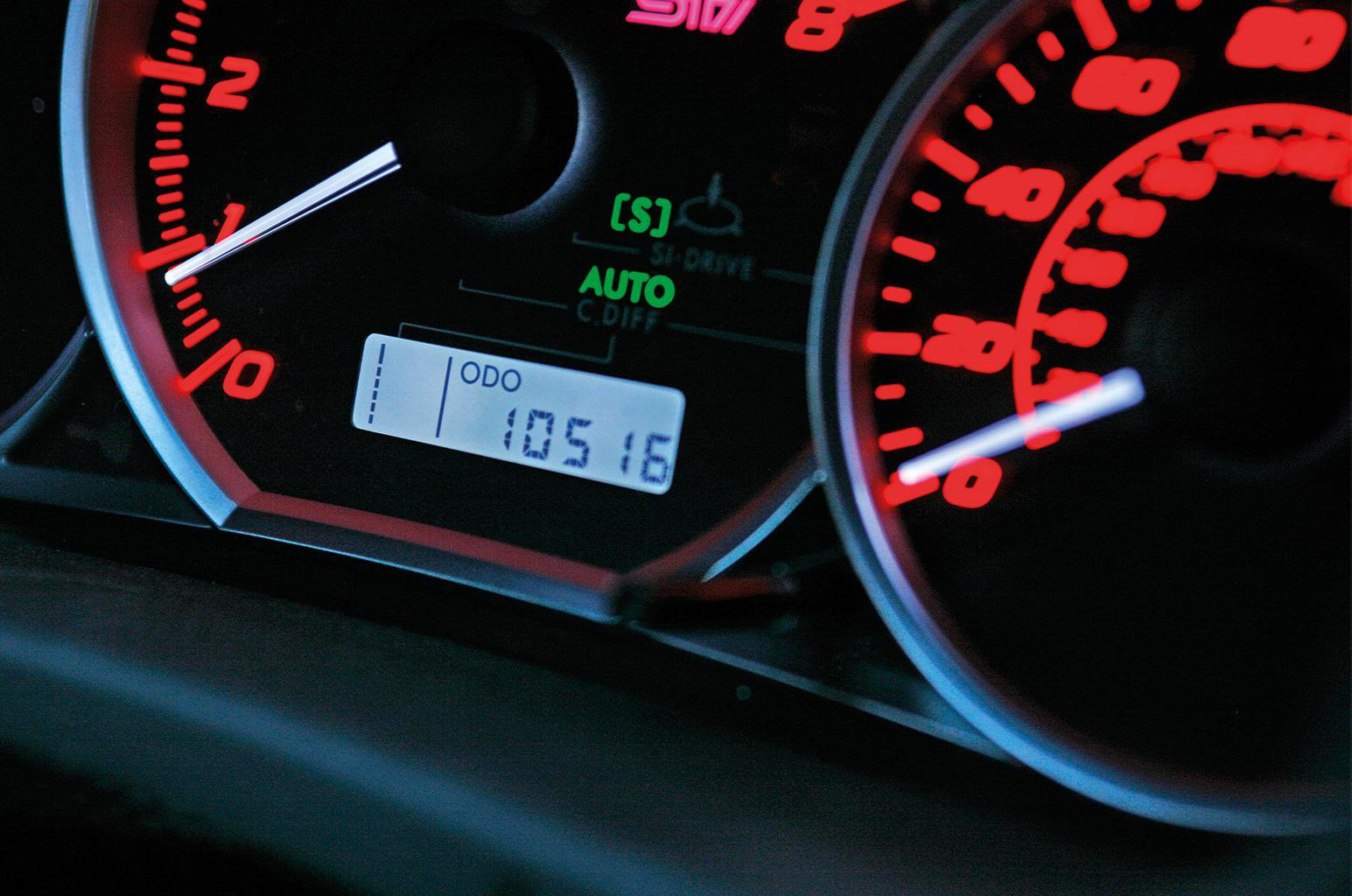 Car clocking - how to spot a clocked car