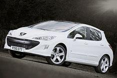 Hot hatch Peugeot 308 launched