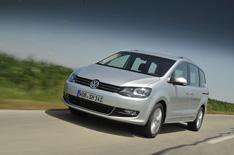 Volkswagen Sharan driven