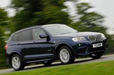 BMW X3 M Sport review
