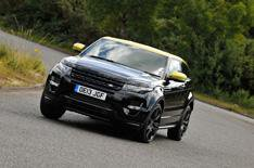 2013 Range Rover Evoque Special Edition