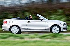 BMW drop-top goes green