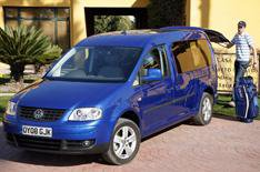 First drive: VW Caddy Maxi Life