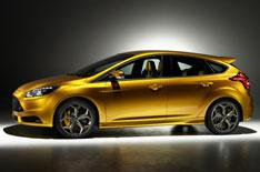 New Ford Focus ST unveiled