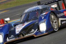 Peugeot races to develop hybrid tech