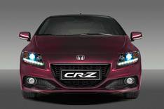 2013 Honda CR-Z unveiled