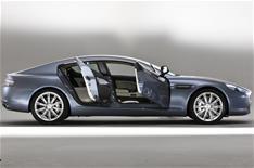 Exclusive Aston Martin preview