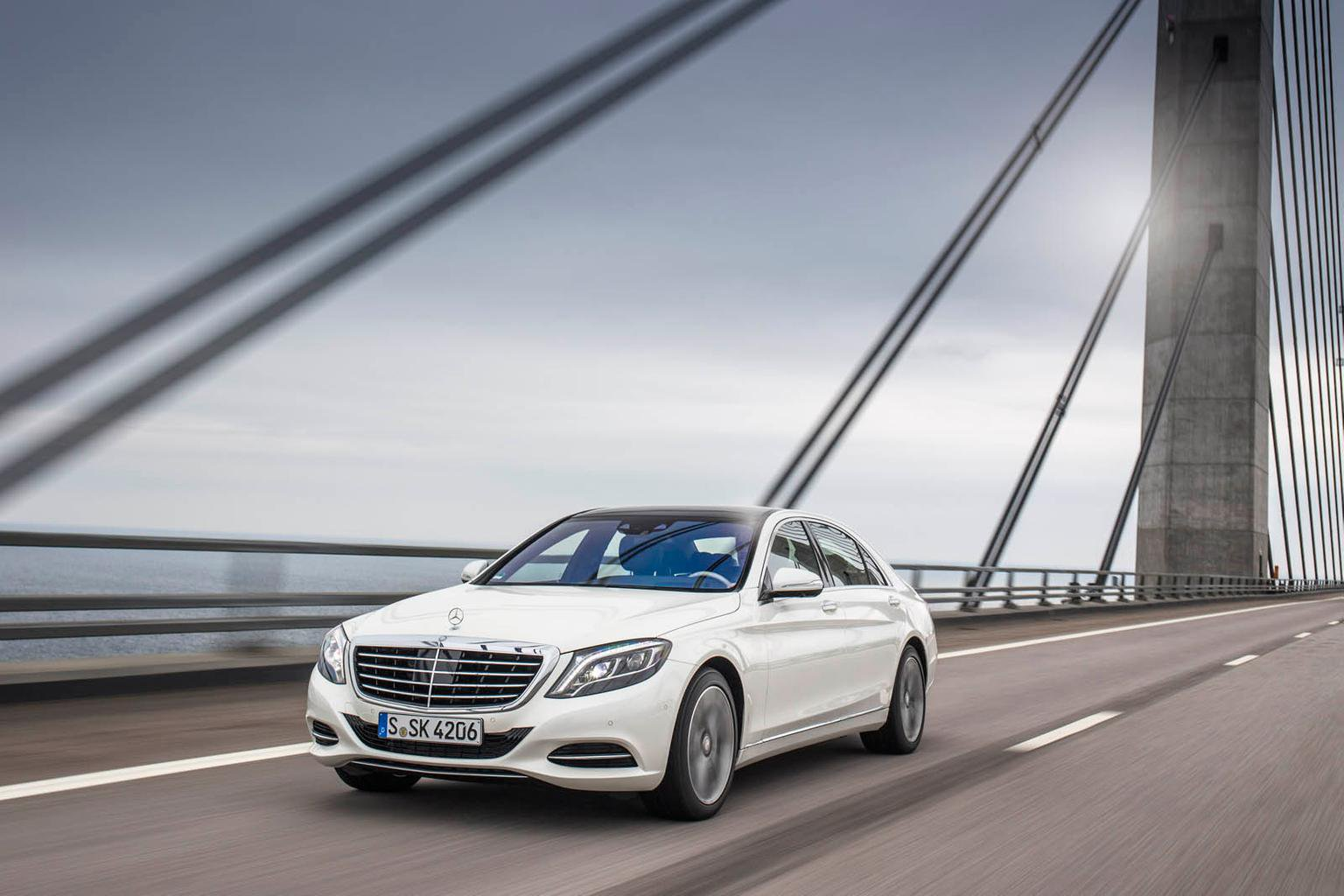 2014 Mercedes-Benz S500 Plug-in Hybrid review