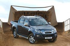 2012 Isuzu D-Max review