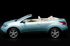 Nissan reveals Murano drop-top