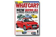 The January issue of What Car? magazine