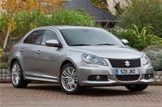 Suzuki Kizashi pricing announced
