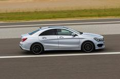 Mercedes CLA to offer 4WD