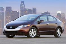 Honda starts building hydrogen cars