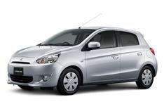 Superminis: Mitsubishi - Peugeot