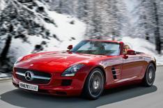 Mercedes ready to expand SLS range