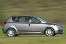 Small family cars: the top 10