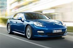 Porsche's 159g/km Panamera hybrid
