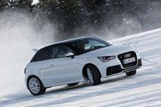 Audi A1 Quattro 2.0 TFSI review