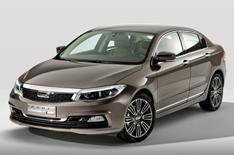 Qoros 3 for Geneva motor show