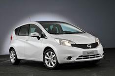 New Nissan Note revealed