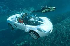 Get your submersible convertible...