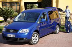 VW Caddy is now a seven-seat MPV