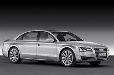 Audi A8 L W12 tops the range