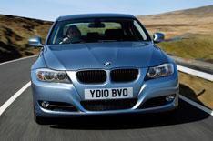 BMW 320d Efficient Dynamics driven