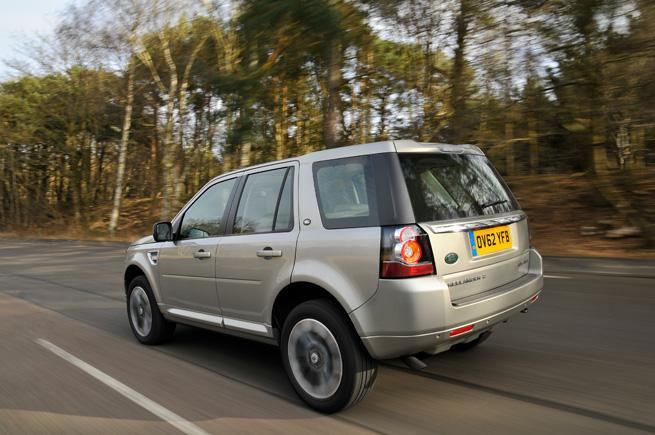 How to spec a Land Rover Freelander