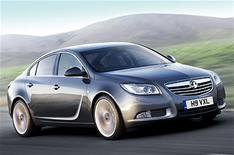 Revealed: Vauxhall Insignia