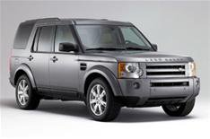 Land Rover Discovery 3 face-lifted