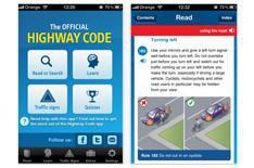 Highway Code app is launched