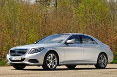 2013 Mercedes S-Class: first look