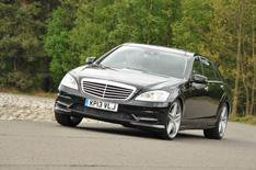 2013 Mercedes S-Class AMG Sport review
