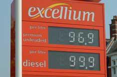 Diesel closes on 5 a gallon