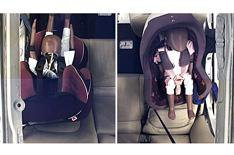 Rear-facing child seats could be safer