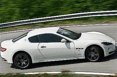 First drive: Maserati Granturismo S