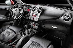 Alfa Romeo shows Mito's interior
