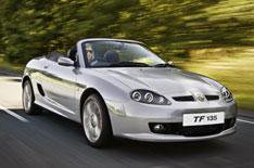 MG launches new TF models
