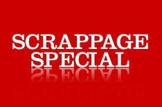 Scrappage scheme kicks off