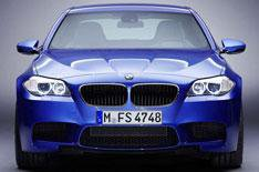 BMW M5 photographs leaked