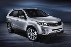 New Kia Sorento unveiled